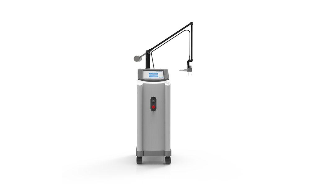 دستگاه لیزر CO2 فرکشنال NBW-FII