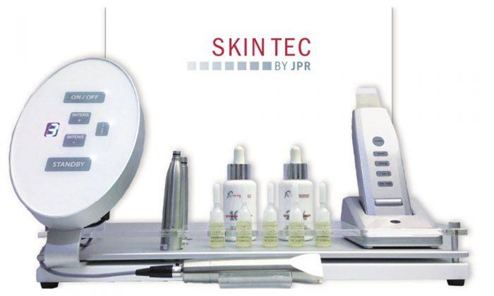 دستگاه میکرودرم Skintec