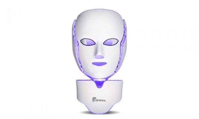 ماسک LED (ال ای دی) صورت