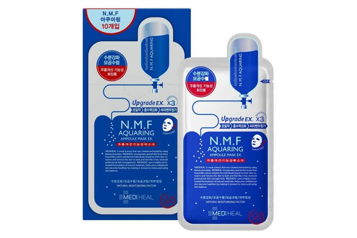 ماسک نقابی NMF ماسک هیالورونیک اسید