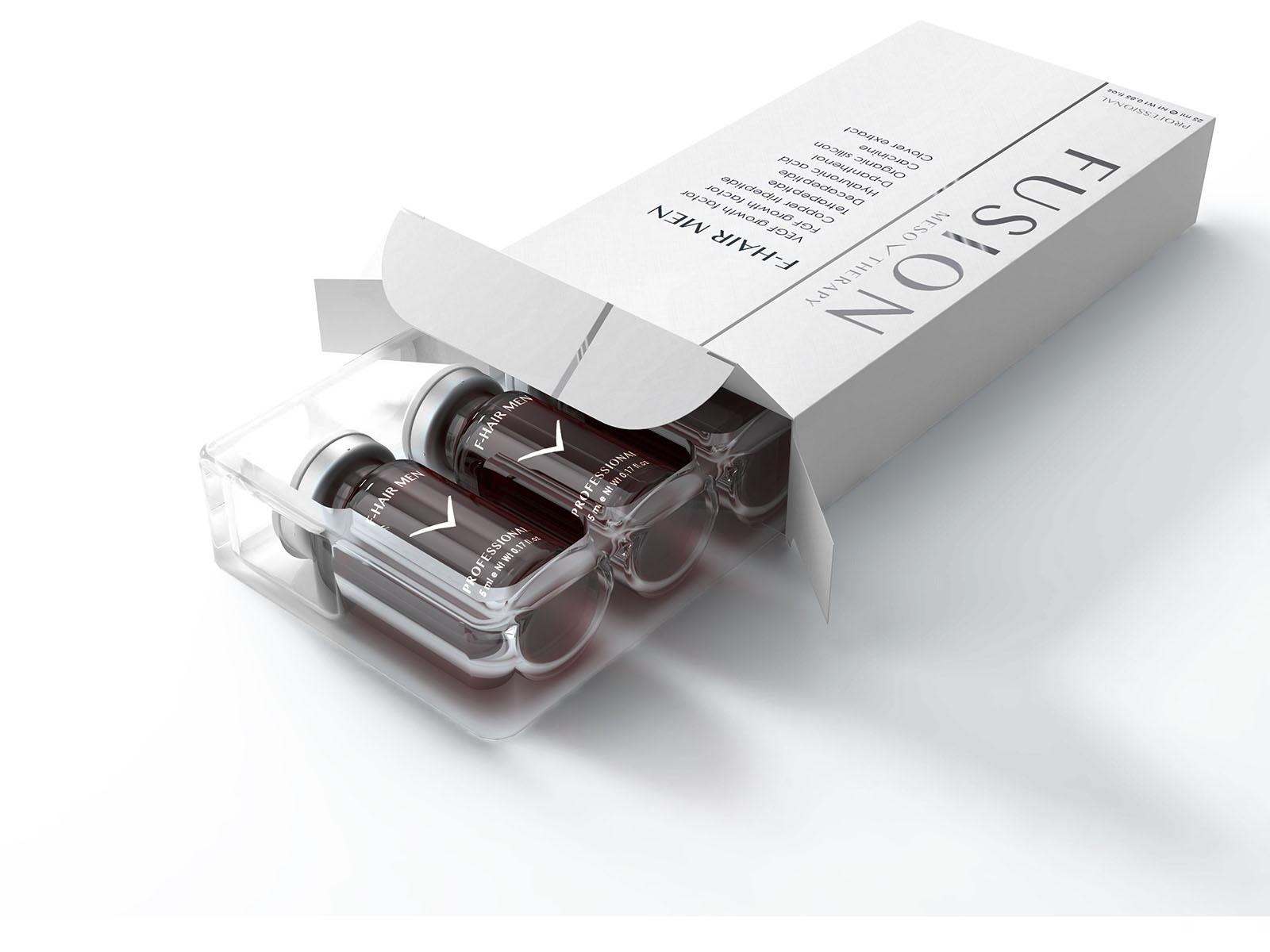 کوکتل درمان طاسی آقایان فیوژن