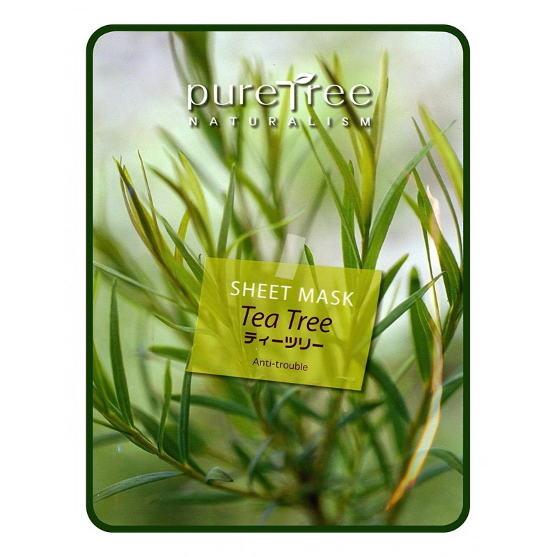 ماسک درخت چای
