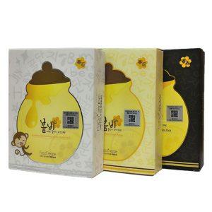 ماسک عسل کره ای پاپارسیپی