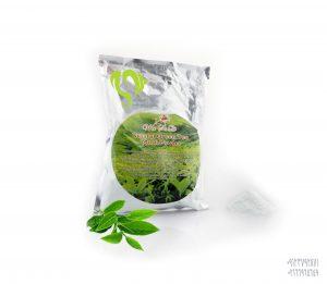 ماسک چای سبز پودری لاتکسی