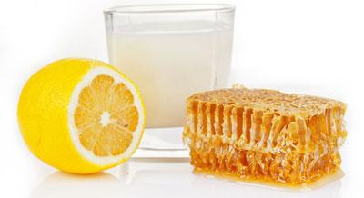 ماسک شیر، آبلیمو و عسل