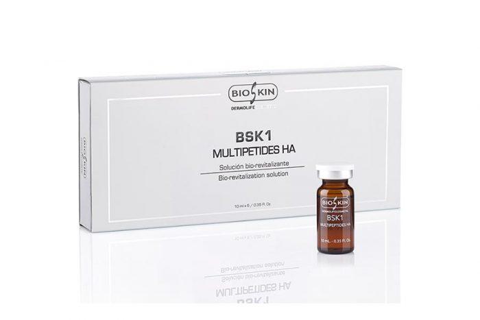 کوکتل میکرونیدلینگ و مزوتراپی هیالورونیک اسید بایواسکین bsk1