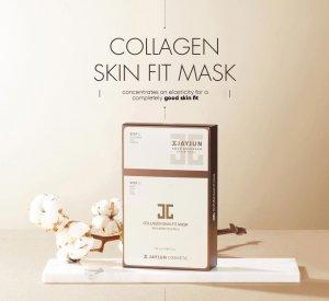 ماسک ورقه ای کلاژن هیالورونیک اسید جی سی