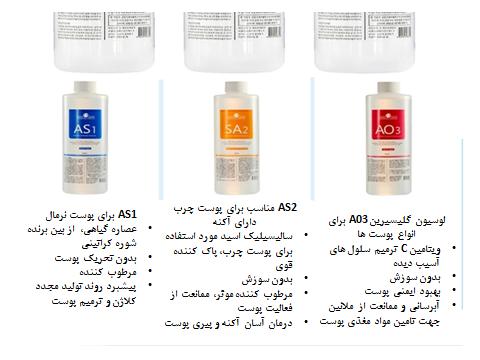 محلول میکرودرم مایع