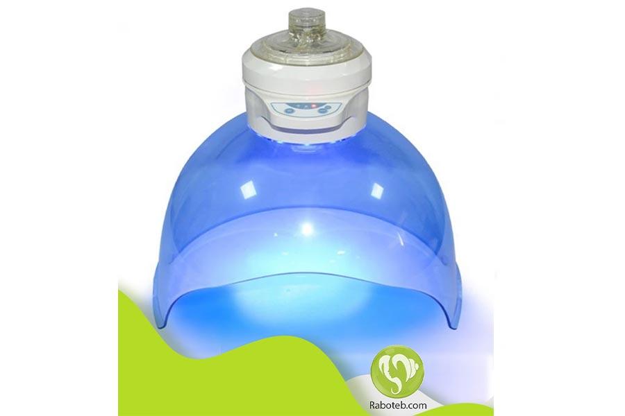 دستگاه ماسک هیدروژن اکسیژن به همراه بخور اوزون و نوردرمانی
