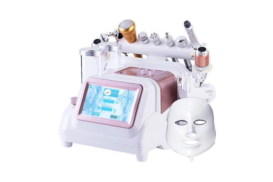 دستگاه میکرودرم مایع هیدروفیشیال جدید11 کاره