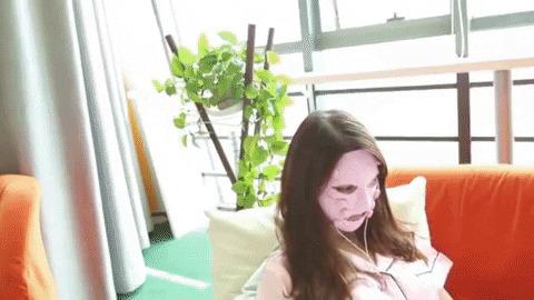 ماسک ای ام اس ارتعاشی ems